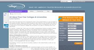 College Bound Education Network Portal